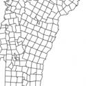 VT state outline